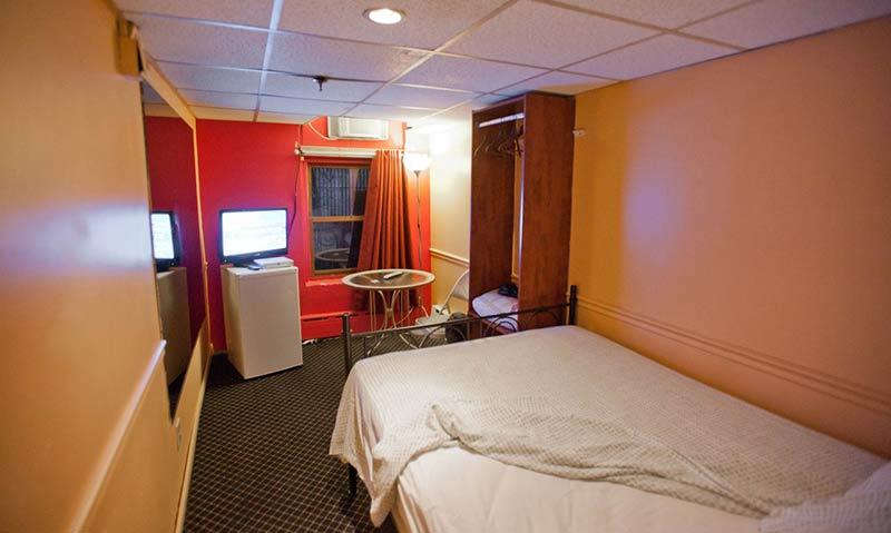 hotelli huone