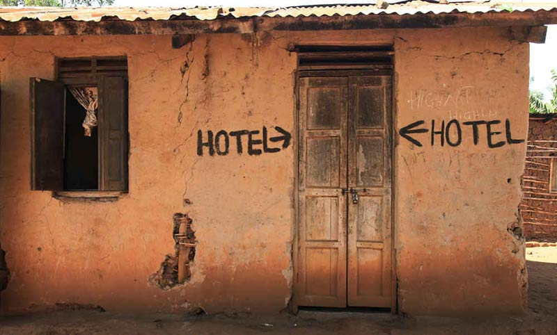 worst hotel